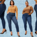hourglass & pear shape body shape